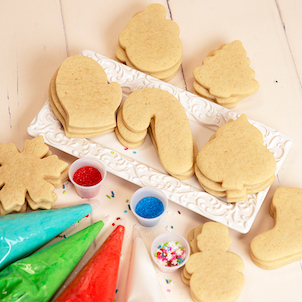 Deluxe Cookie Decorating Kit
