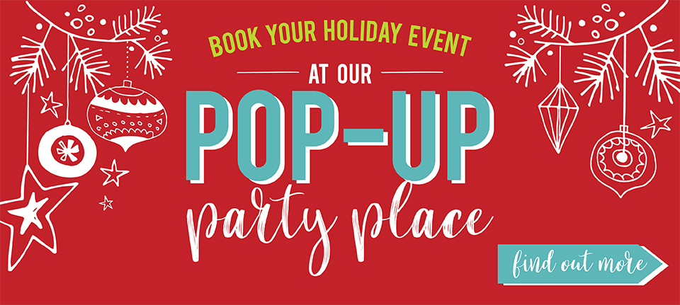 Holiday Pop-Up Party