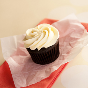 Chocolate Buttercream Cupcake
