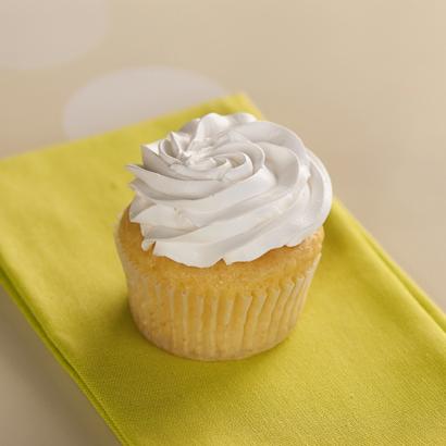 Sugar Free Yellow Cupcake