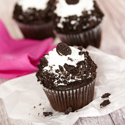 Oreo Colossal Cupcake