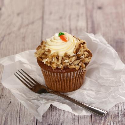Carrot Colossal Cupcake