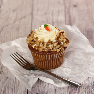 Carrot Colossal Cupcake