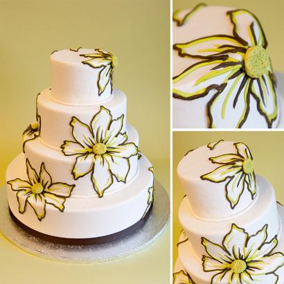 Addelyn Wedding Cake