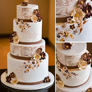 Allie Wedding Cake