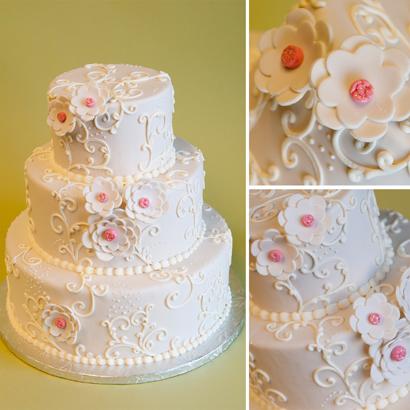Bella Wedding Cake