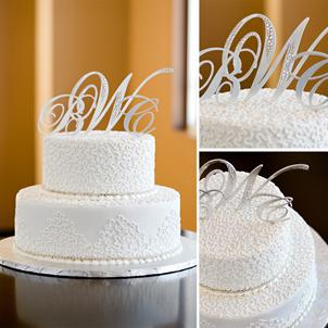 Brice Wedding Cake