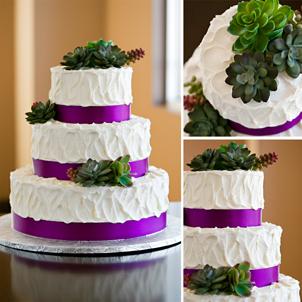 Carrigan Wedding Cake