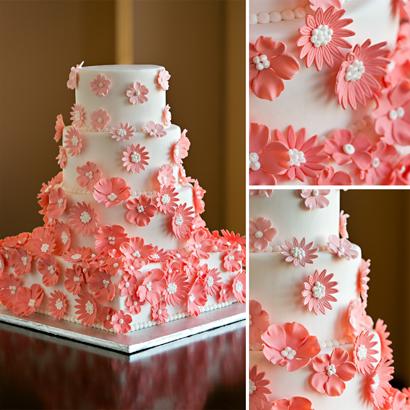 Cora Wedding Cake