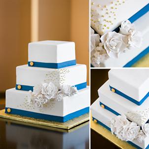 Delaney Wedding Cake