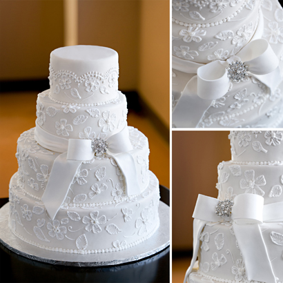 Edi Wedding Cake