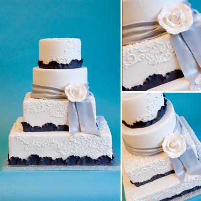 Elizabeth Wedding Cake