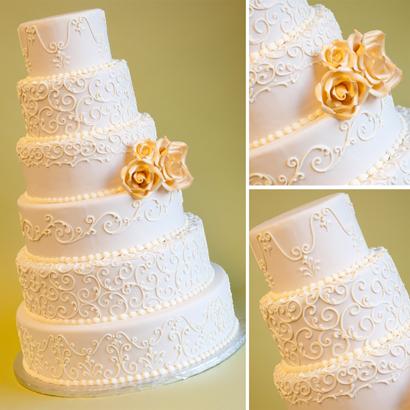 Emmalyn Wedding Cake
