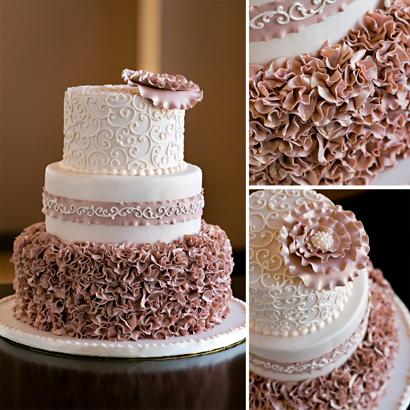 Finley Wedding Cake