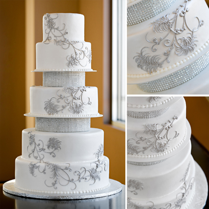 Geneva Wedding Cake