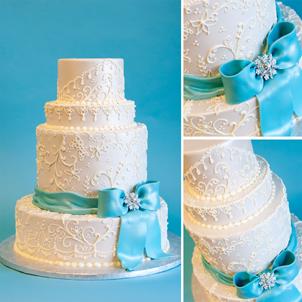 Kate Wedding Cake