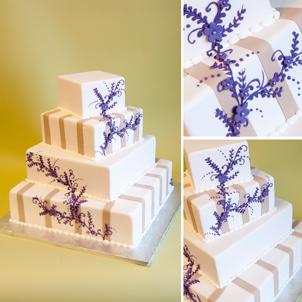 Meredith Wedding Cake