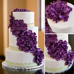 Nina Wedding Cake