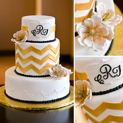 Rachelle Wedding Cake
