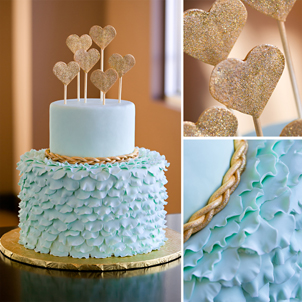 Tahlia Wedding Cake