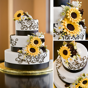 Teagan Wedding Cake