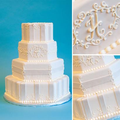 Haddy Wedding Cake