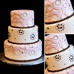 Jayne Wedding Cake