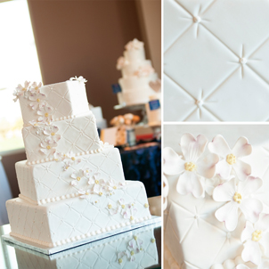 Everly Wedding Cake