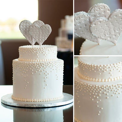 Gemma Wedding Cake