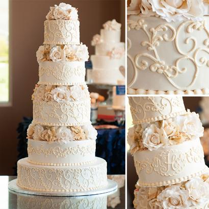 Mackenzie Wedding Cake