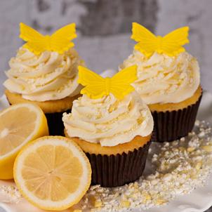 Lemon Love Gourmet Cupcake