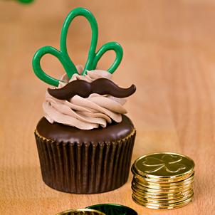 Guinness Stout Gourmet Cupcake