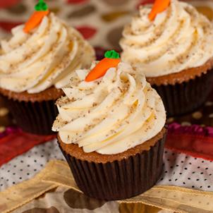 24K Gourmet Cupcake