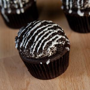 Mudslide Gourmet Cupcake