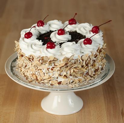 Black Forest Dessert Cake