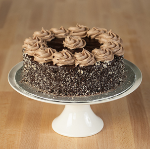 Blackout Dessert Cake