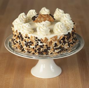 Cannoli Dessert Cake