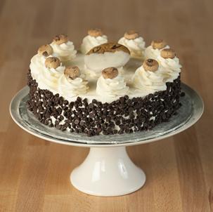 Cookies & Milk Dessert Cake