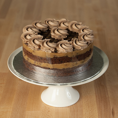 German Chocolate Dessert Cake