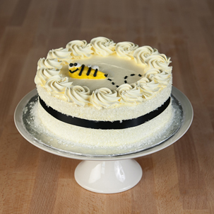 Lemon Buzz Dessert Cake