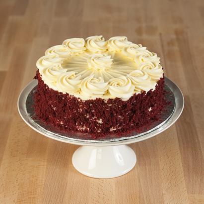 Red Velvet Dessert Cake