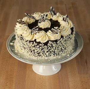 Split Decision Dessert Cake