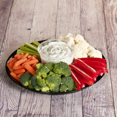 Fresh Veggie Tray