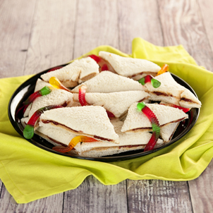 PB&J Sandwich Tray