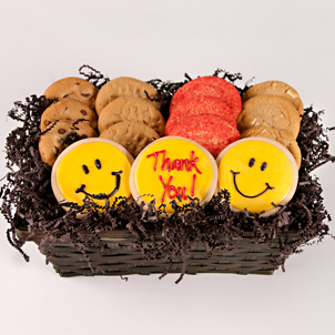 Merci bea Cookie Cookie Basket
