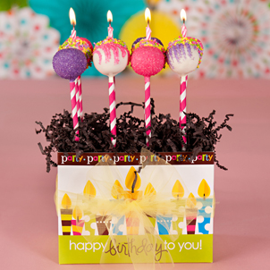 """Birthday Surprize"" Party Pop Box"