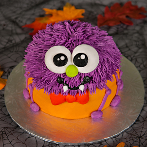 Harry the Spider Cake