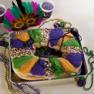 King Cake- Large