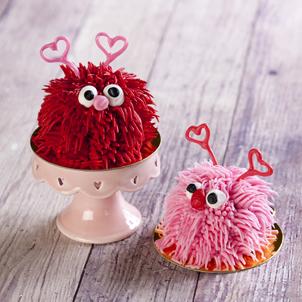 Valentine Monster Cakelet