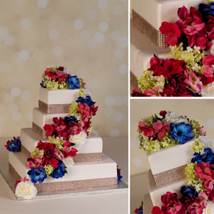 Camille Wedding Cake